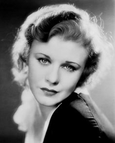 Ginger Rogers American actress and dancer best known for her films with dancing partner Fred Astaire Golden Age Of Hollywood, Vintage Hollywood, Hollywood Glamour, Hollywood Stars, Hollywood Actresses, Classic Hollywood, Actors & Actresses, Ginger Rogers, Divas