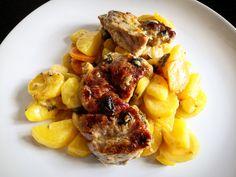 Skvělé spojení všech různých chutí do jednoho dokonalého jídla. Pork, Ethnic Recipes, Sweet, Pork Roulade, Pigs