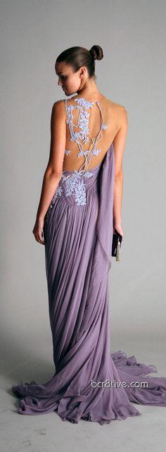 Marchesa - Fabulous Draped Gown