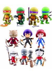 Teenage Mutant Ninja Turtles Series 1 Blind Box Figure - goHastings
