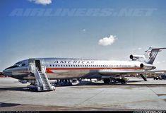 American Airlines N6825 Boeing 727-223
