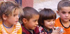 Psychol-therapeutische Unterstützung für Kinder und Eltern im Nordirak: Unser Bündnismitglied Freunde der Erziehungskunst betreut traumatisierte Kinder und berät ihre Eltern.