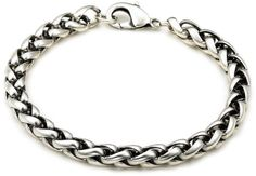 Kenneth Cole REACTION Mens Bracelet - Lon Chainy, (mens bracelets, mens jewelry, accessories, kenneth cole) jewelry