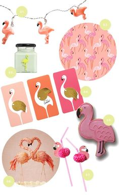 Flamingo Inspiration | Oh Happy Day!