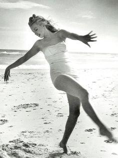 Marilyn Monroe, summer 1949