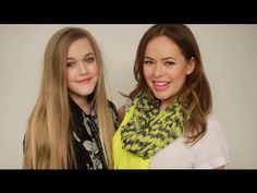 Hey guys! Watch this video of Tanya Burr doing my make-up! (: I love this look!