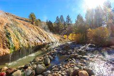 Soak at Buckeye Hot Springs, Yosemite