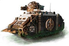 1000 images about wh40k dept munitorium vehicles on pinterest