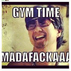 Gym time!!