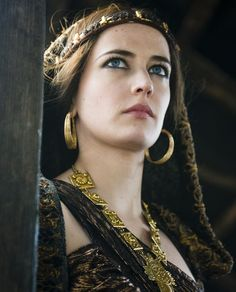 Lyanna Stark in my dream #evagreen