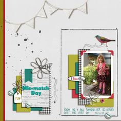 Mis-Match Day-Amy Wolff A Little Bit of This Bundle - 50% OFF TODAY (1/13), SOSN at The Lilypad This kit is PERFECT for every kind of layout!! Also: Amy Wolff | Itsy Bitsy Vol 7 Alphas Sahlin Studio | Stacked Templates Font | AMD HighJump