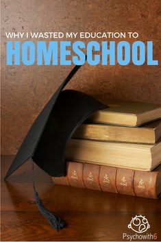 Why I wasted my education to homeschool. Encouragement and inspiration for homeschooling moms.