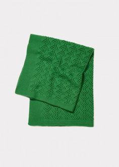Makalau Blanket, Grass Green