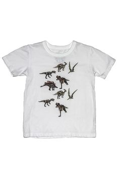 Dino Tee by Chaser via Hatched Baby