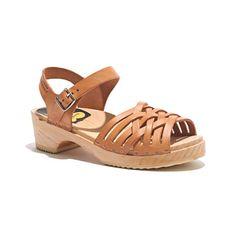 Madewell - Swedish Hasbeens® Braided Sandals