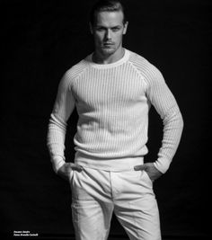 New Sam Heughan Photoshoot with Haute Living | Outlander Online