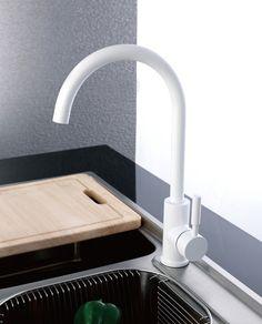 be813dc95d056fc29788fb45adc75ec3  brass kitchen kitchen sink faucets Résultat Supérieur 14 Merveilleux Robinet Blanc Lavabo Stock 2018 Zat3