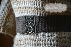 Tabitha Belt Crochet Pattern