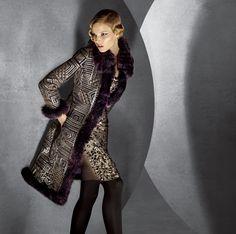 Art of Fashion Fall 2010 featuring Oscar de la Renta.