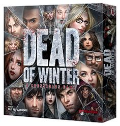 Dead of Winter: A Crossroads Game-  A game of trying to work together to survive in a post apocalyptic world, but also trying to accomplish your own hidden agenda.  One of the most interesting parts of the game is the crossroads mechanic where if certain conditions are met it will trigger a crossroads event where a player has to make a vital decision.