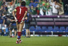Kiss my ass :) Italy vs. Ireland 2:0