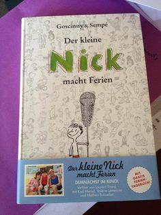 """Le Petit Nicolas part en vacances"" version allemande."