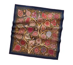Hermes scarf - The first in my collection, but in gold