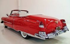 1953 Cadillac Series Sixty-Two Convertible...repin brought to you by #HousofInsurance in #EugeneOregon