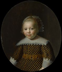 Portrait of a Young Boy, Style of Paulus Moreelse, about 1637 - The Metropolitan Museum of Art, New York