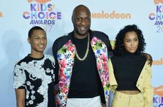 Lamar Odom 2014 Kids
