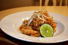 chicken pad thai awesome recipe HOT