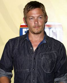 Norman Reedus from the walking dead