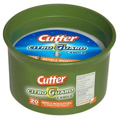 Cutter Citro Guard Candle - Green Lettuce