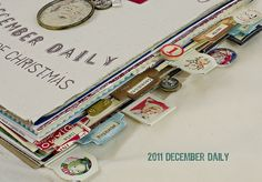Cover - 2011 December Daily by Marie's Shots, via Flickr