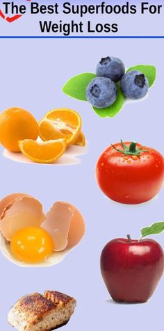 The Best Superfoods For Weight Loss – Medi Idea