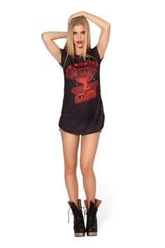 Slasher Black GFT by Black Milk Clothing