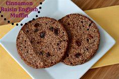 Cinnamon Raisin English Muffin - The Kitchen Table - The Eat-Clean Diet® (Baking Tools Cinnamon Rolls)