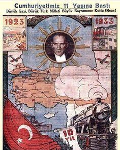 History on the Orient Express Republic Of Turkey, The Republic, Turkey Art, Orient Express, Old Newspaper, Ottoman Empire, Black History, 1940s, Vintage World Maps