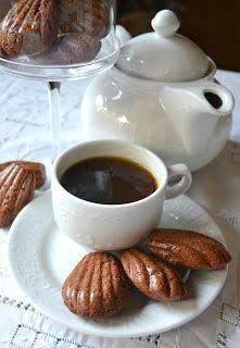 Dolci a go go: Madeleines al cioccolato