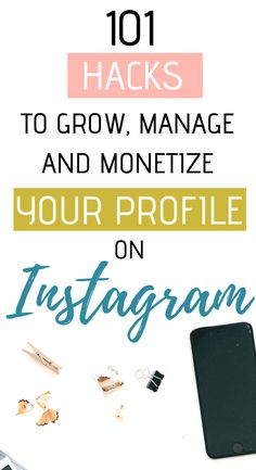 101 Instagram Hacks eBookWhat if I told you that growing on Instagram was easy if only you knew the right strategies?There are 101 ways to grow, monetize and manage your Instagram profile, and I have them all!!Would you like to know what they are? #Instagram #growth #hacks Social Media Digital Marketing, Social Media Tips, Content Marketing, Online Marketing, Marketing Tools, Business Marketing, Instagram Marketing Tips, Instagram Tips, Snapchat