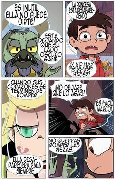 Comic Starco, BROKEN/ROTO, En Español - No pos salvala :v - Wattpad