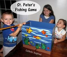 St. Peter's Fishers of Men Game - Free Download