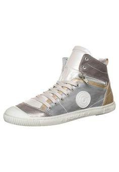big sale 71833 809a9 Baskets Femme Pataugas BANJOU argent Baskets montantes pointure 36 37 38 39  40 41 Pataugas « Baskets Femme Adidas Nike Puma NB Converse Sneakers France  ...