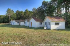 8.8 Acres of flat, buildable pure potential! Looking for a great place to locate your business with superior visibility and a central location to most destinations in the lower pennisula? This is it. Drive by, walk the land. Buyer to verify all information