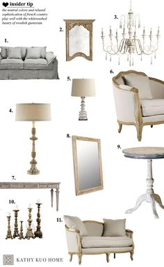 A French Country living room done right. All the pieces you need to get the laidback chic look of our favorite French Country space. home living room French Country Living Room French Country Living Room, French Country Bedrooms, French Country House, French Country Decorating, Country Chic, French Cottage, Modern French Decor, Cottage Chic, Cottage Style