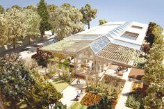 maggie's centre by norman foster seeks planning permission - designboom | architecture & design magazine