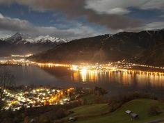 10.11.2014 - Abendstimmung @ Zell am See (SBG)