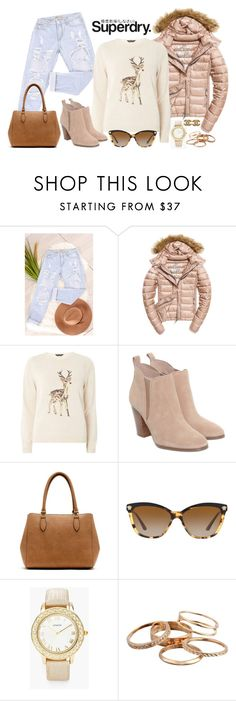 """""""The Cover Up – Jackets by Superdry: Contest Entry"""" by shamefulmetaphors ❤ liked on Polyvore featuring Superdry, Fuji, Dorothy Perkins, Michael Kors, New Directions, Versace, Chico's, Kendra Scott, Chanel and MySuperdry"""