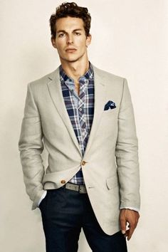 Navy/Navy Summer Suiting