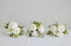 Bridesmaid Bouquet, Wedding Bouquet, Silk Flower Bouquet, Wedding Flowers, Bouquet, Flower Bouquet #weddingflowers